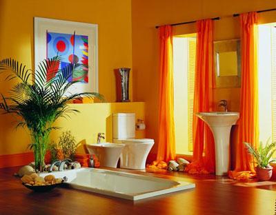 سری جدید دکوراسیون حمام و دستشویی (عکس)