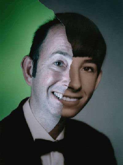 جادوی فتوشاپ و تغییر چهره در گذر زمان (عکس)