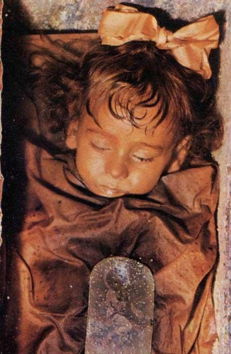 مومیایی هایی که در دنیا شگفت انگیز ترین هستند (عکس)