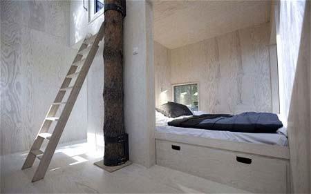 هتلی با متمایزترین اتاق در دنیا (عکس)