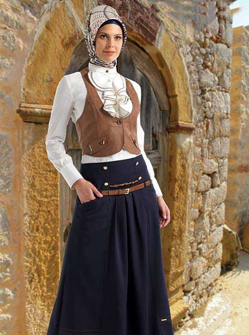 لباس مجلسی زنانه کاملا اسلامی (عکس)