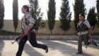 تصایر ویژه از زنان و دختران در حال آموزش برای جنگ سوریه