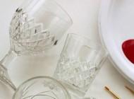 ایده جالب برای تزئین لیوان و جام (عکس)