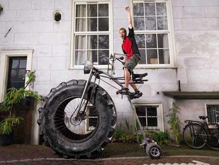 عکس های جنجالی از ورژن جدید رکوردهای گینس