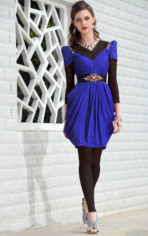 شیک ترین لباس های مجلسی مختص دختران