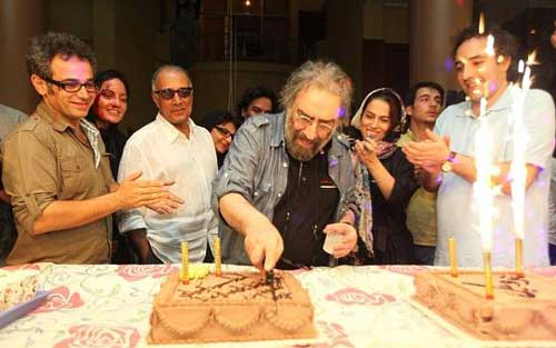 عکس های خصوصی از کیک تولد بازیگران و هنرمندان مشهور
