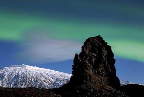 عکس های باشکوه از خیال پردازی های ایسلند