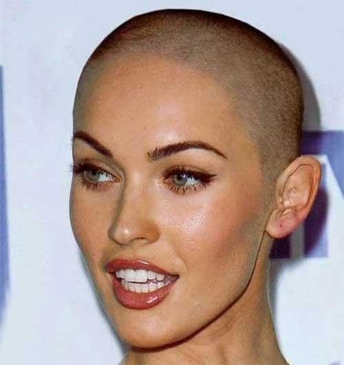 معروف ترین زنان دنیا بدون مو (عکس)