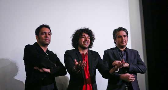 خبر منتشر شده از آلبوم ترافیک اشکان خطیبی (عکس)