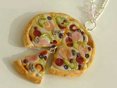 پیتزاهایی که خوردن آن قدغن است (عکس)