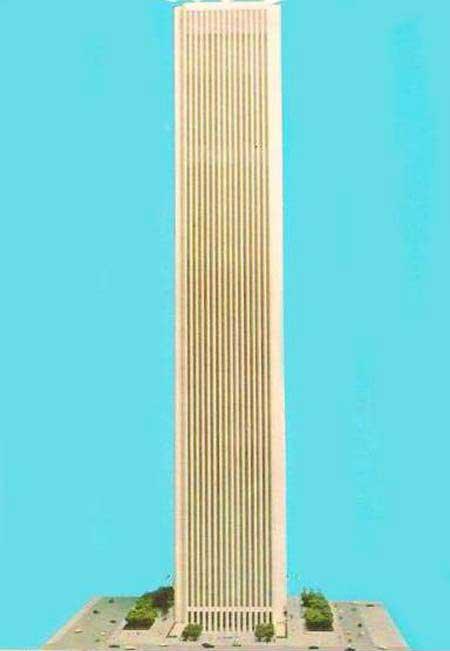 عجیب ترین گاف های دیدنی معماری (عکس)