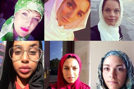 حرکت عجیب زنان سوئدی در اینترنت (عکس)