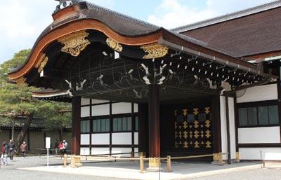 رونمایی تصاویر کاخ سلطنتی کیوتو ژاپن