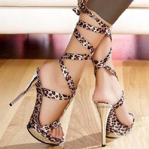 مجلسی ترین کفش های پاشنه بلند شیک (عکس)