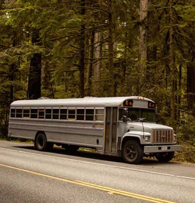 تا به حال اتوبوس خانه ای دیده اید؟ (عکس)