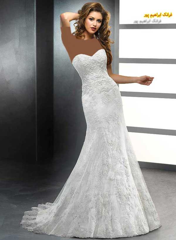 عکس مدل لباس عروس,مدل های لباس عروس,لباس عروس