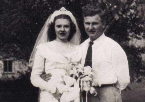 تصاویری از عاشق ترین زوجی که با هم مردند