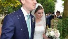 تصاویر داغ از عروسی پر هزینه