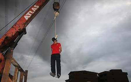خبر اعدام تجاوزگر به دختر دبستانی (18+)