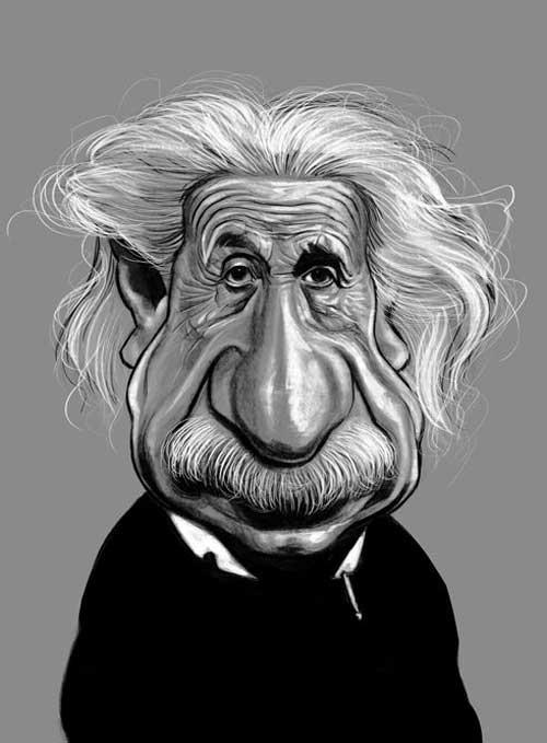 کاریکاتور های خنده دار و دیدنی از افراد مشهور