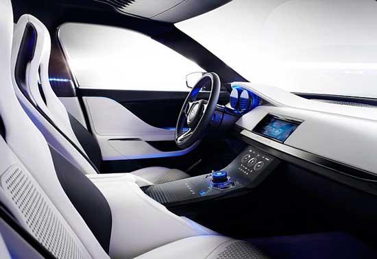خودرو زنانه با قابلیت وای فای (عکس)