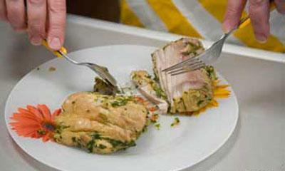 تهیه شور ماهی پلو