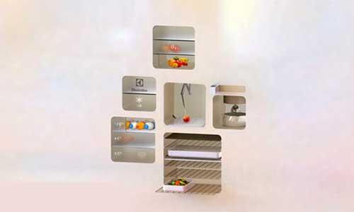 آشپزخانه خود را لمس کنید (عکس)