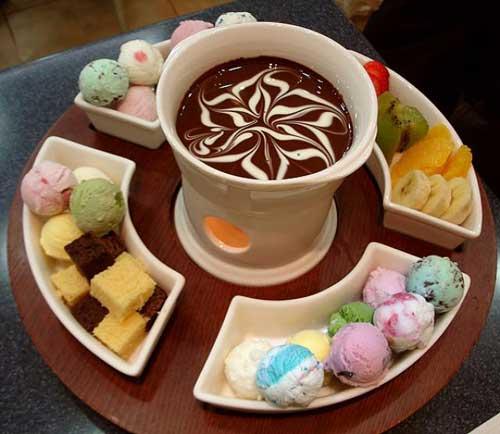 بستنی های اشتها آور (عکس)