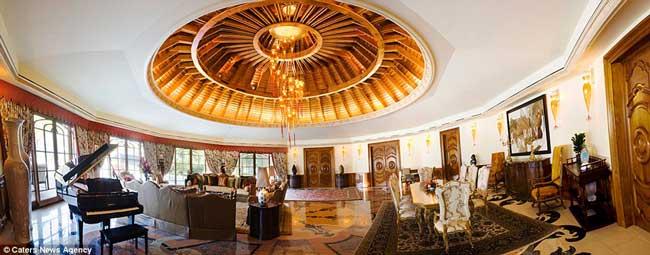 زیبایی منحصر بفرد گران ترین بهشت دنیا با فرش های ایرانی