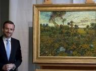کشف جنجالی نقاشی جدیدی از ون گوگ