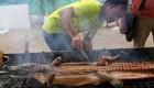 بفرمایید تمساح کبابی رژیمی  (عکس)