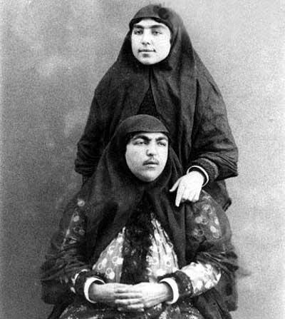 چرا شاه قاجار زنان چاق را دوست داشت (عکس)