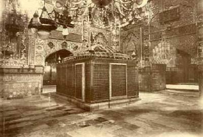 عکس های قدیمی و جالب از حرم امام رضا (ع) در مشهد