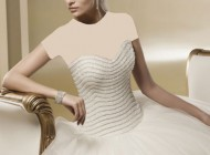 جدیدترین مدل  لباس عروس پرنسسی 2014