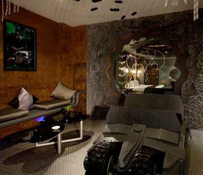 تصاویر فوق العاده از اتاق بت من در تایوان