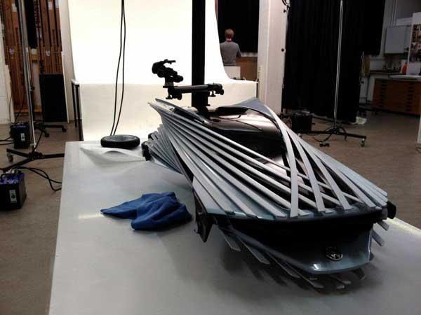 این لانه پرنده است یا خودرو (عکس)