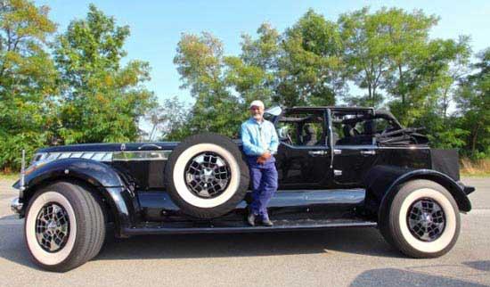 خودرو کلاسیک لوکس و بی نظیر در دنیا