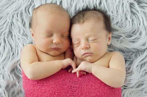 عکس های دیدنی از نوزادان 3 روزه