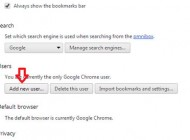 استفاده کاربران دیگر از مرورگر گوگل کروم شما