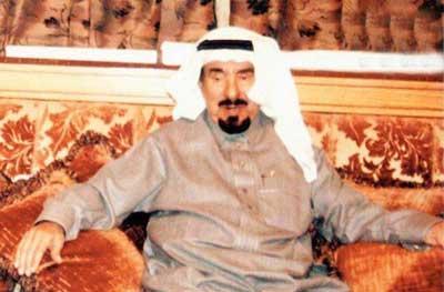 عکس های نایاب از ثروتمند ترین مردان عربستان