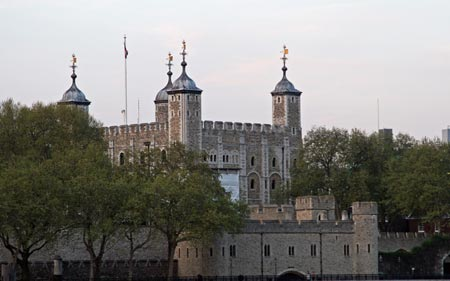 قلعهای تاریخی و دیدنی در لندن (عکس)