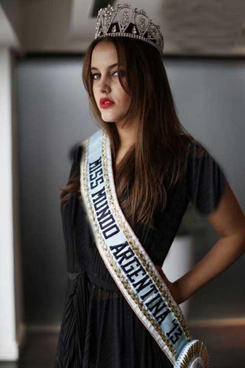 عکس های داغ از دختر شایسته ۲۰۱۳ آرژانتین