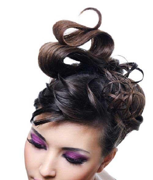 عکس های جذاب ترین مدل مو دخترانه