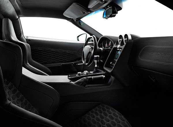 عکس های جنجالی از خودرو رویایی