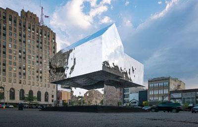 معماری بنای فوق العاده کم نظیر (عکس)