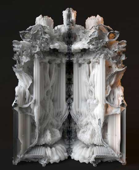 بی نظیر ترین سازه شنی سه بعدی (عکس)