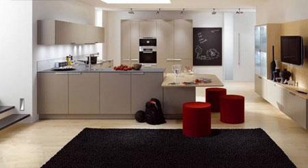 جدیدترین دکوراسیون آشپزخانه 2014