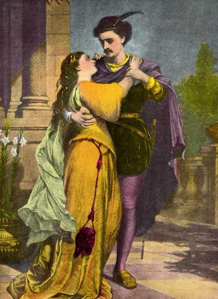 رومئو و ژولیت از نوع هندیش !  (عکس)