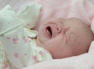 دختری که در هنگام تولد مادرش را شوکه کرد (عکس)