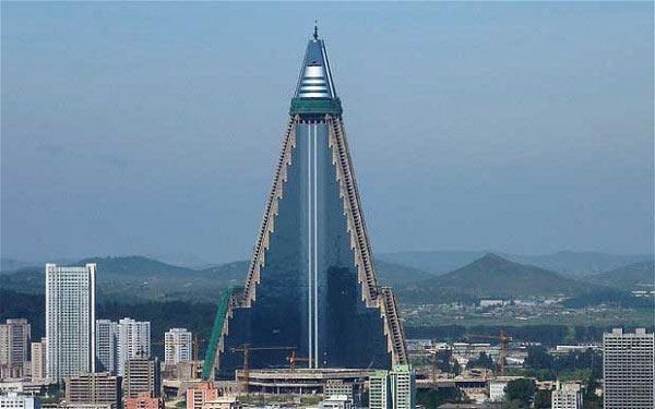 عجیب ترین برج های دنیا..( تصویری )